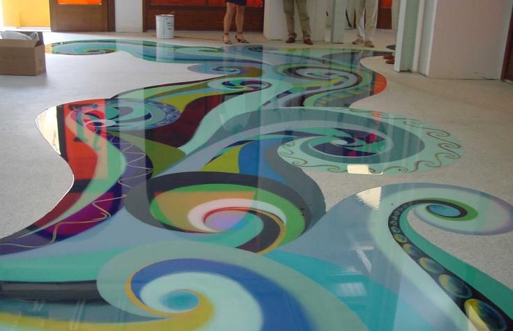 Pavimenti per locali commerciali piastrelle per pavimenti di